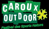 Logo Caroux Outdoor - Festival des Sports Nature Olargues.