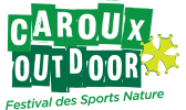 Logo Caroux Outdoor - Festival des Sports Nature Olargues.